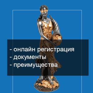 Регистрация ИП онлайн на сайте налоговой фото